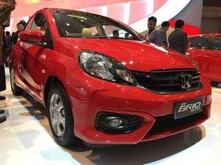 BRIO SATYA E MT RALLYE RED