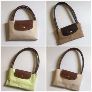 Long champ brand new handbag
