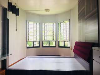 Rental of Master Bed Room