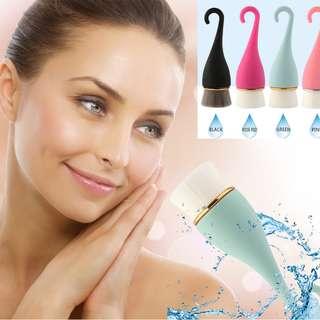 Alat Pembersih Makeup Wajah Hanging Skin Cleaner Brush Face Wash Brush
