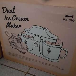 Bruno 雪糕機