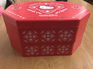 Hello Kitty Box Chinese New Year goodies box