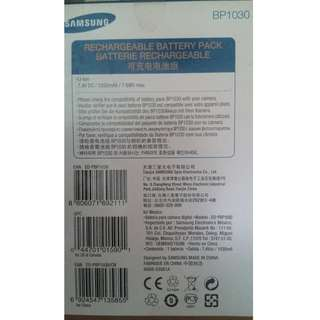 Samsung NX-210 Battery BP-1030 For Sale