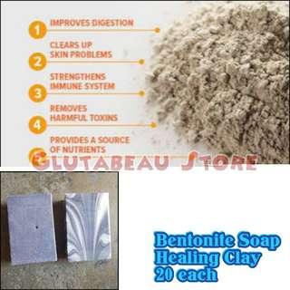 BENTONITE CLAY SOAP