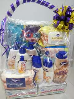 Baby Hamper (12items)