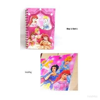🎆【FREEGIFT】+ Disney Princess Diary Notebook