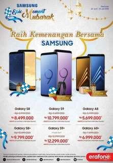 Samsung erafone ptc Lt Lg