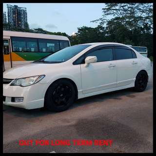 Honda civic 2.0M