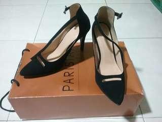 Parisian Black Heels stiletto