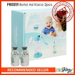 Pompa asi mabaki manual breast pump