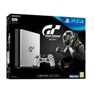 PS4 GT SPORT LIMITED EDITION 1TB JAILBREAK 5.05