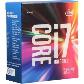 Intel 6900K + X99 Motherboard + H105 + MasterCase 5