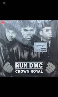 Run DMC VINYL unopened great deal