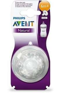 Brand new Avent Natural 6mths teats