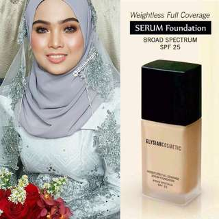 INSTOCK ELYSIAN SERUM FOUNDATION