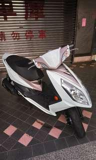 三陽 New Fighter 六代 150