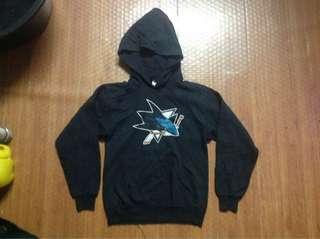 Hanes NHL Hockey Sharks Hoodie Jacket