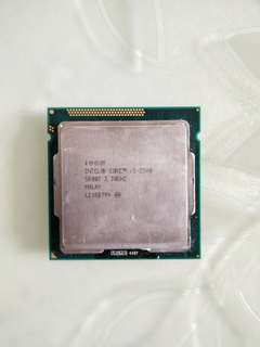 Intel® Core™ i5-2500 Processor  6M Cache, up to 3.70 GHz