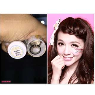 Tiffany Agatha Contact Lens 15.2mm
