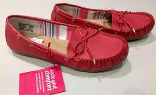 Deflex Comfort women's loafers/boat shoes
