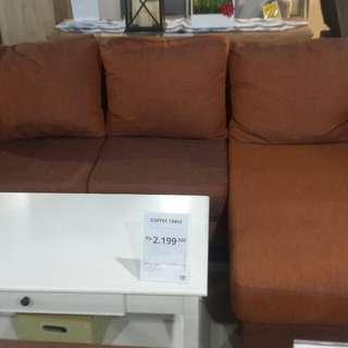 Sofa bed bisa dicicil