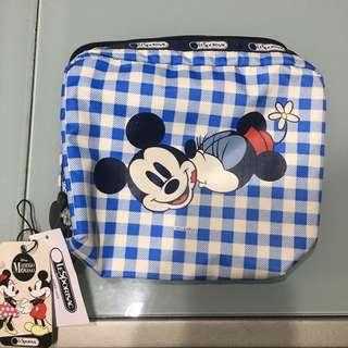 🚚 Lesportsac 迪士尼卡通化妝包