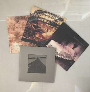 Red House Painters LP Boxset