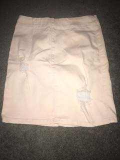 supre skirt size 10