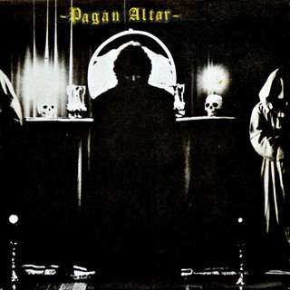 Pagan Altar ‎– Judgement Of The Dead CD