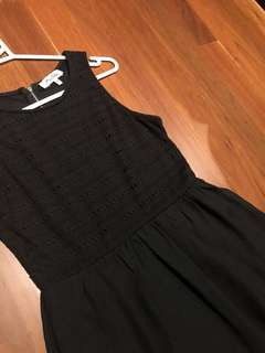 Myer Black Dress Workwear MISS SHOP