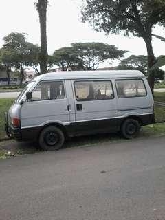 Mazda bongo window van econovan