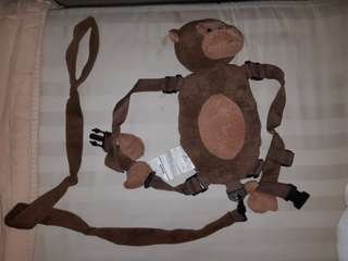 Baby walking safety harness bag
