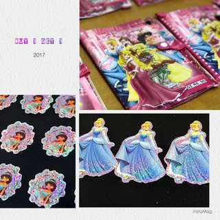 🎆【FREEGIFT】+Disney Princess Stationary Party Gift Pack