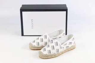 Gucci 漁夫鞋
