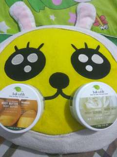 Bali Ratih Body Butter and Body Scrubs