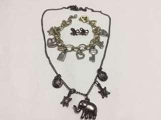 Charms Jewelry Bundle