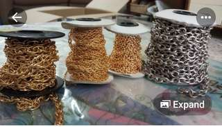 Chains for craft