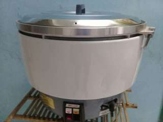 Gas rice cooker 10L