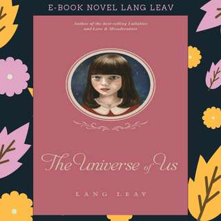 EBOOK PDF NOVEL THE UNIVERSE OF US