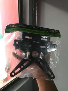Universal Motorcycle Plate Holder