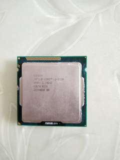 Intel® Core™ i3-2120 Processor  3M Cache, 3.30 GHz
