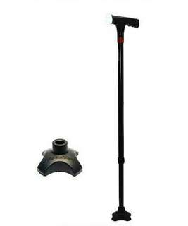 🚚 Smart Walking Stick With Alarm And LED Light
