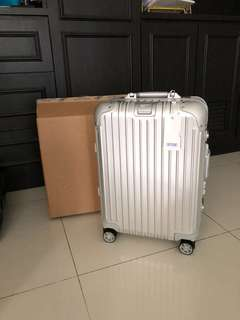 Rimowa topas 34 liter new * ready stock*