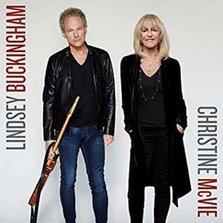 Lindsey Buckingham, Christine McVie ‎– Lindsey Buckingham/Christine McVie CD