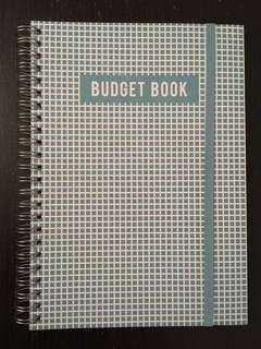 Kikki K Budget Book