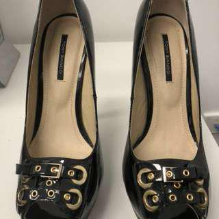 Tony Bianco Black Pumps