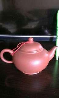 🚚 早期紫砂老茶壺