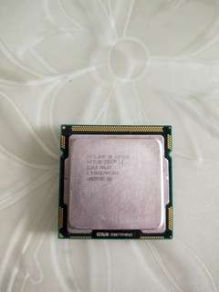 Intel® Core™ i3-530 Processor  4M Cache, 2.93 GHz