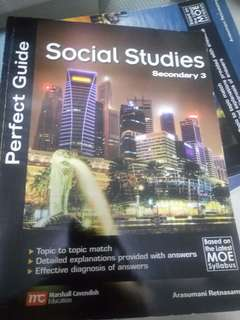 Social Studies Secondary 3 4 5 Perfect Guide