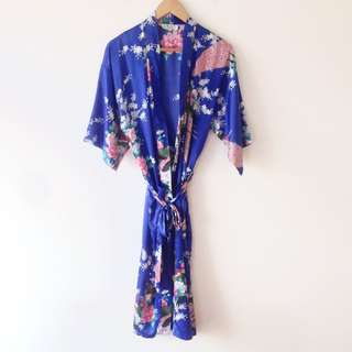 *REDUCED* Chinese Silk Robe